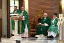 Msza Św. z udziałem bpa Aleppo ks. Georgesa Abou Khazena