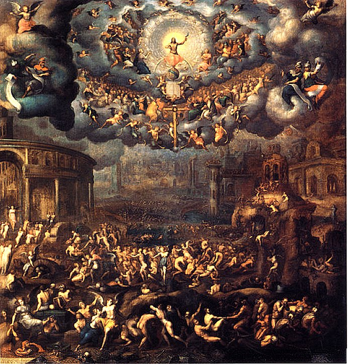 33N The Last Judgement Jean Cousin