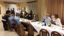 Spotkanie opłatkowe scholi i LSO